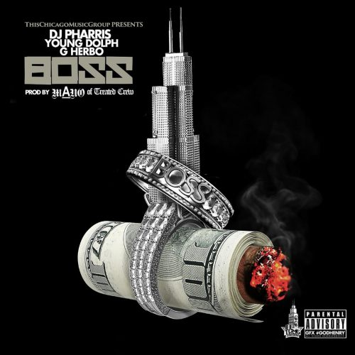 DJ Pharris ft Young Dolph & G Herbo - Boss